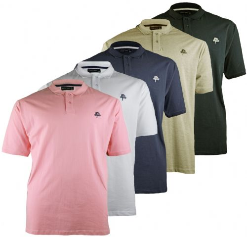 ROWAN TREE POLO SHIRT